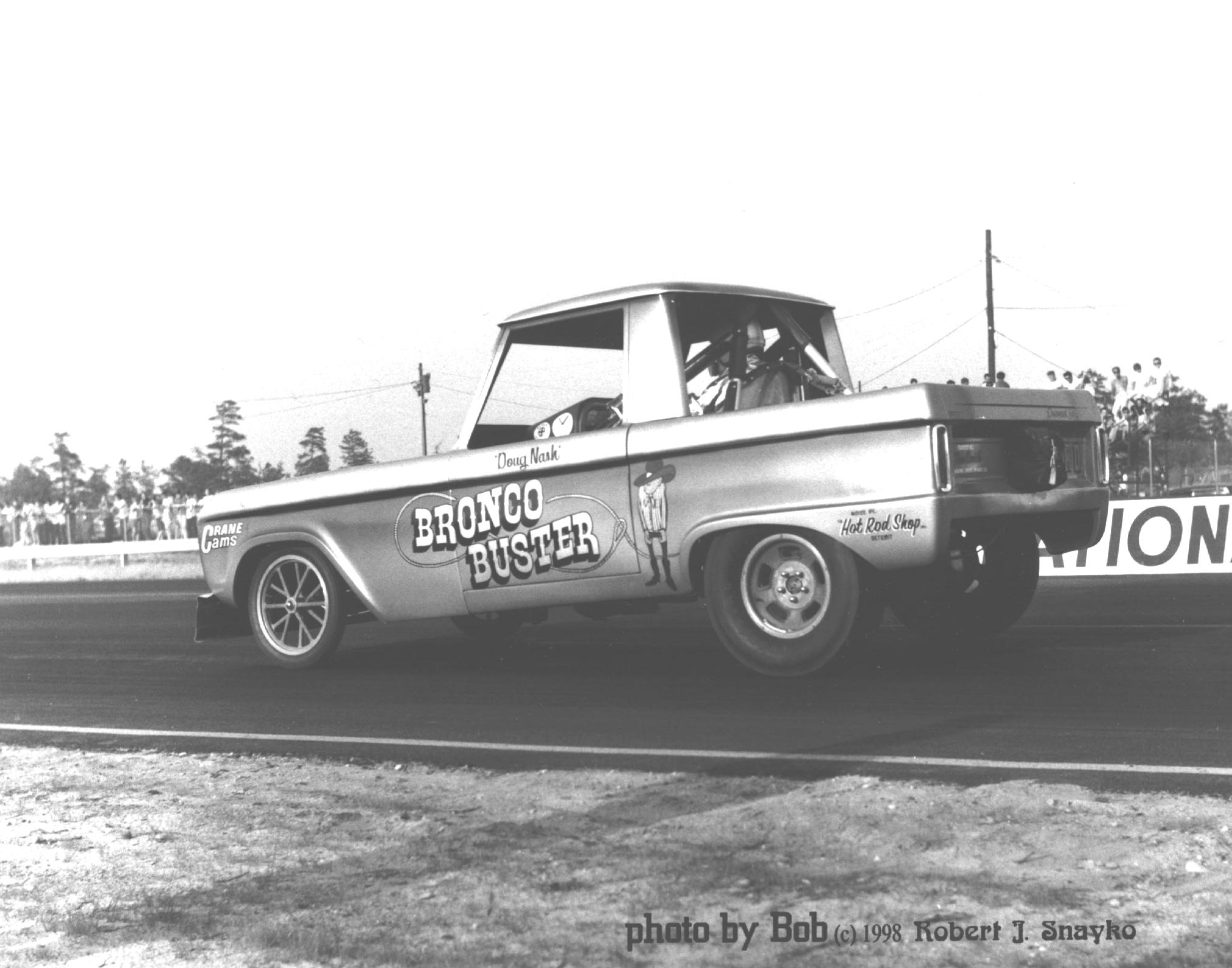 Bronco Buster A Fx Truck